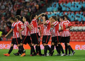 El Athletic brilla en San Mamés en su regreso a la Champions
