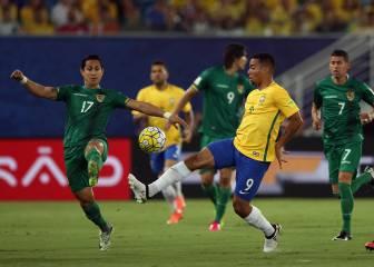 Brasil 5 vs Bolivia 0: resumen, goles y resultado