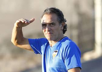 Prandelli hace su particular pretemporada con el Valencia