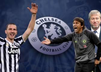 Vía libre para que el Chelsea rompa el mercado con Bonucci