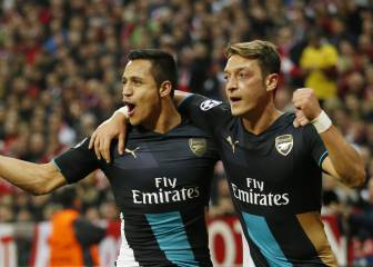 Özil y Alexis exigen sueldos galácticos para renovar