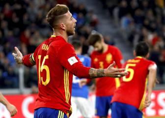 Las 5 virtudes y los 5 defectos de la Selección ante Italia