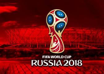 Partidos internacionales en vivo y en directo online: clasificación Mundial Rusia 2018