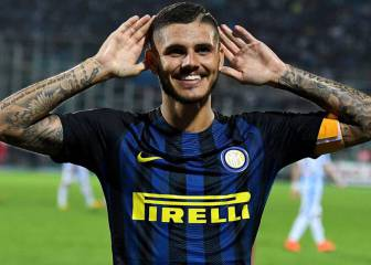 Mauro Icardi renueva con el Inter de Milán hasta el 2021
