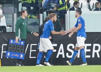 Pellè, expulsado de Italia por no dar la mano al seleccionador