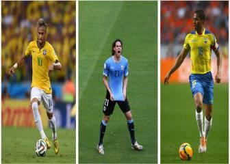 5 conclusiones tras la jornada de eliminatorias sudamericanas