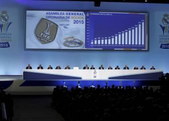 El Madrid fija su Asamblea para el domingo 23 de octubre
