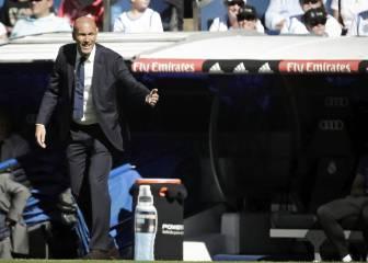 Zidane tiene el peor balance defensivo desde Mourinho