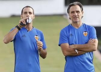 Prandelli pone el acento en el sistema defensivo del Valencia