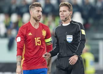 Ramos apoya a Montolivo tras la lesión: