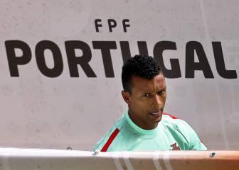 Nani no se recupera y no viaja con Portugal a Islas Feroe