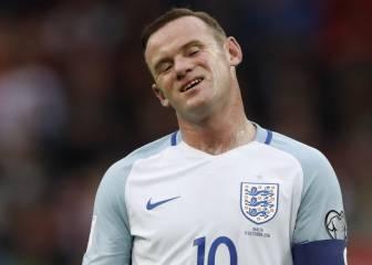 Problemas para Rooney: el fisco inglés le investiga