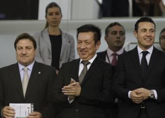 Peter Lim: 226 millones de euros en fichajes, 202 en ventas