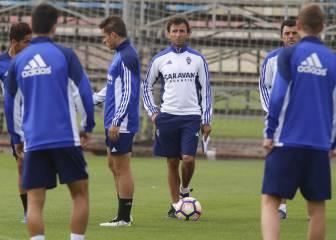 El Zaragoza busca esta tarde su primer triunfo fuera de casa