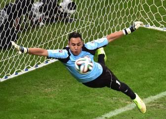 Costa Rica gana a Rusia en el regreso de Keylor Navas