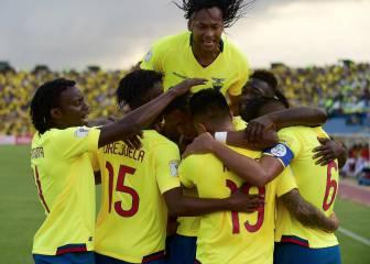 Ecuador llega a Bolivia con tres bajas importantes