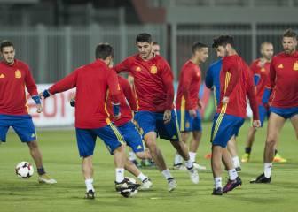 España busca esta tarde tener más gol en un cuento de hadas