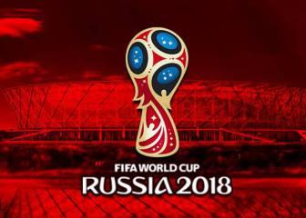 Partidos Internacionales en directo - Clasificación Mundial 2018