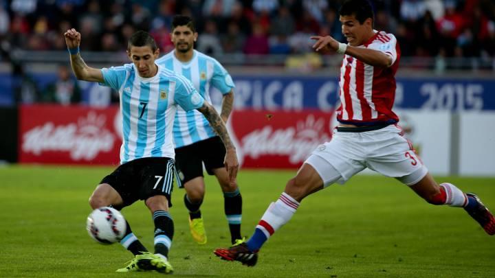 Cómo y dónde ver el Argentina vs Paraguay: Horarios y TV