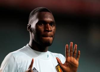 Benteke scores fastest ever World Cup goal & hat trick