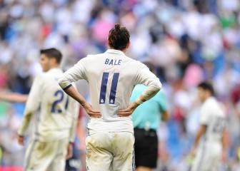 Sólo dos titulares del Madrid no se han lesionado todavía