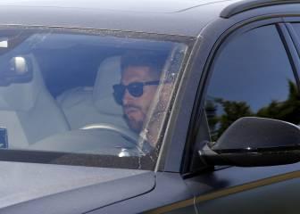 Ramos estará seis semanas de baja: podría perderse el derbi