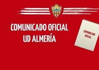 El Almería expulsará a los ultras de la pelea del domingo