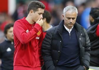 Las diferencias del United de Mou y de Van Gaal para Ander