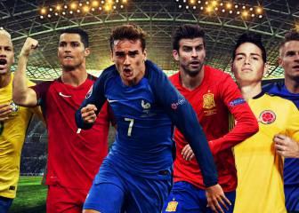 Los seis nombres de LaLiga en la jornada internacional