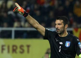 Buffon gana por delante de Cristiano el premio Golden Foot
