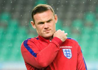 Los míticos jugadores ingleses que piden la marcha de Rooney