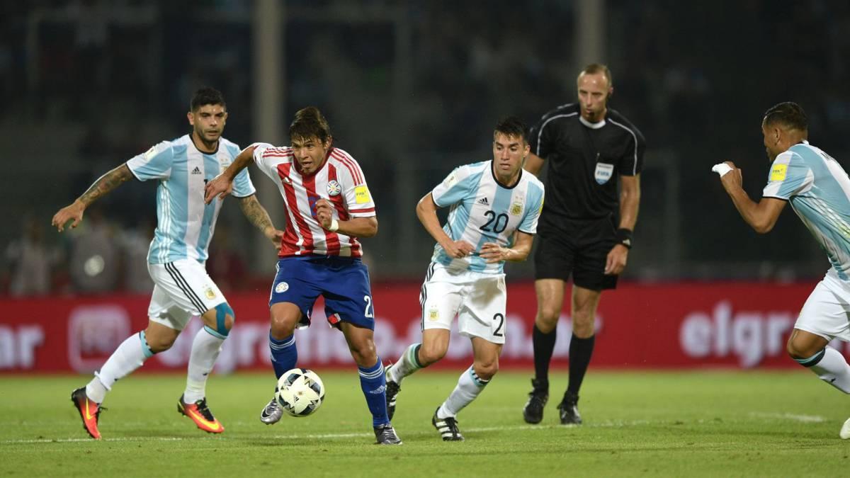 fb699aa9b Argentina - Paraguay (0-1)  resumen