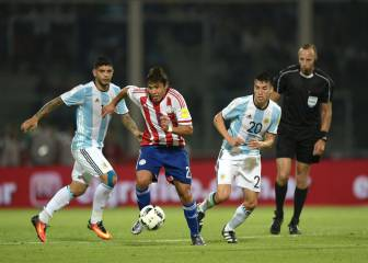Argentina - Paraguay (0-1): resumen, goles y resultado - Eliminatorias Mundial 2018