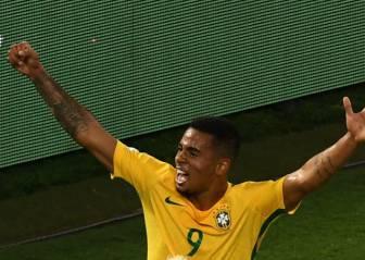 Venezuela - Brasil: resumen, goles y resultado, Eliminatorias Sudamericanas Mundial 2018