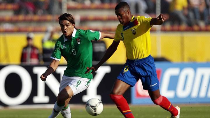 Ecuador salva un punto en La Paz con un doblete de Enner Valencia