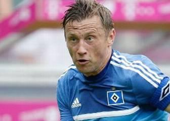 Sanción a Ivica Olic por apostar en nueve partidos de su liga