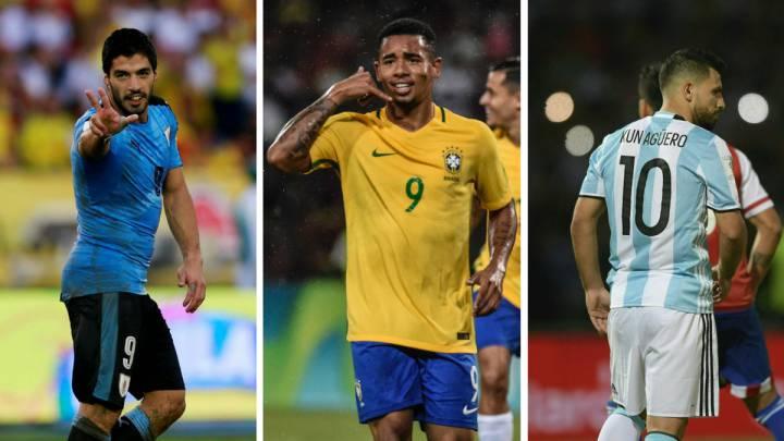 Así queda la clasificación sudamericana al Mundial tras la jornada 10
