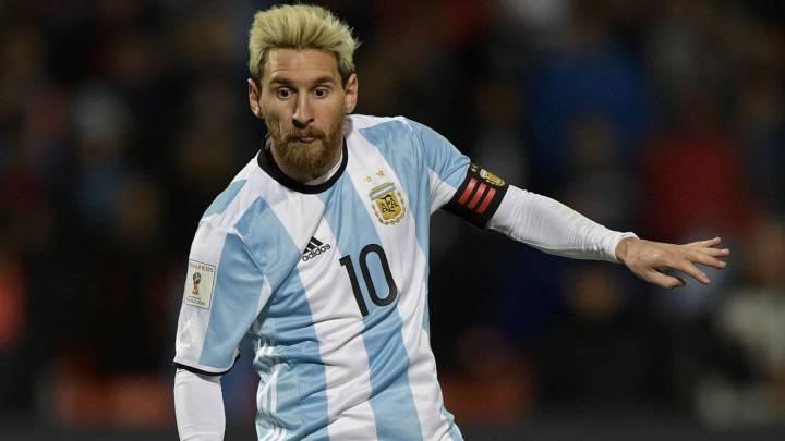 Los lamentables números de la selección argentina sin Messi
