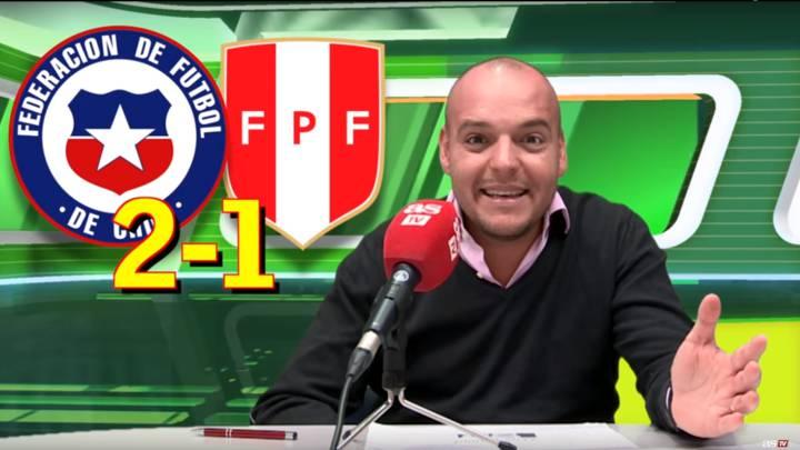 Vídeo: análisis del Chile 2-1 Perú en las eliminatorias