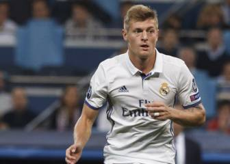 Kroos renueva dos años más, jugará en el Madrid hasta 2022