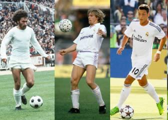 ¿Es Kroos el mejor alemán de la historia del Real Madrid?