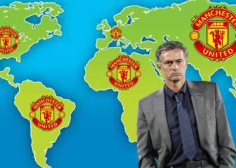 Mourinho tendrá ojos en todo el mundo: contrata a 50 ojeadores