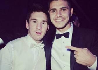 ¿Ha vetado Messi a Icardi en la selección argentina?
