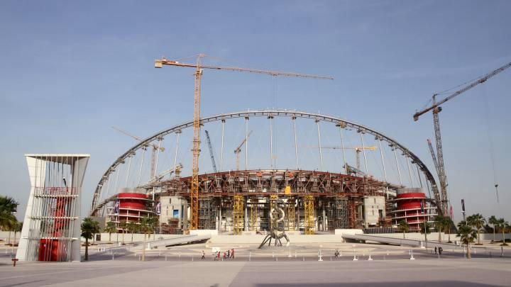 Qatar planea disputar el Mundial de 2022 en sólo ocho estadios