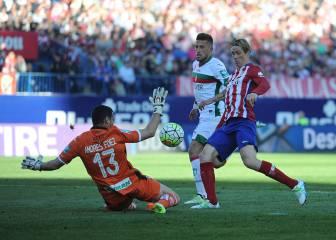 El Granada no sabe lo que es ganar en el Vicente Calderón