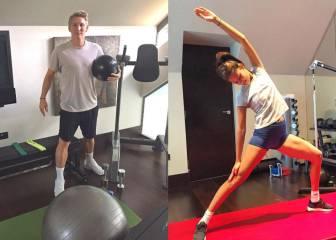 Ivanovic evita que Schweinsteiger pierda la forma física