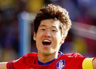 Park Ji-Sung, del United a estrella en una liga universitaria