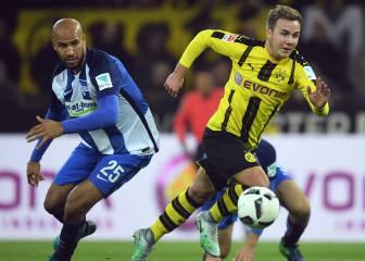 El Borussia Dortmund saca un punto gracias a Aubameyang