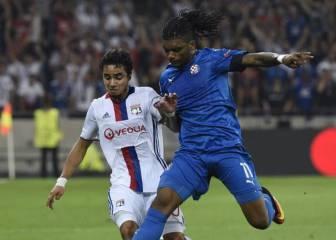 Dinamo Zagreb, rival del Sevilla, vence al Slaven