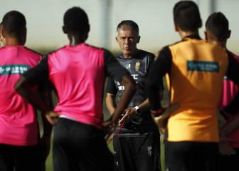 El Granada confía una vez más en el efecto Lucas Alcaraz